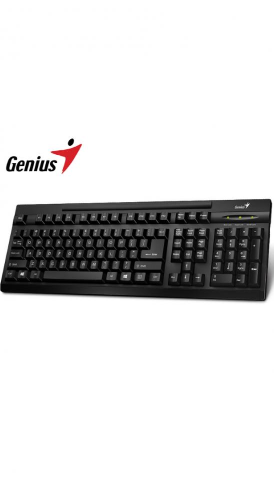 Teclado PS2 Genius KB-125