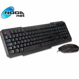 Combo Noganet NKB-200 Gaming