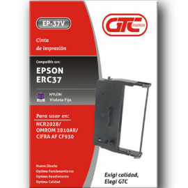 CINTA FISCAL EPSON ERC 37