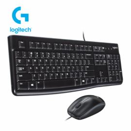 Combo USB Logitech MK120