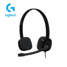 Auriculares con Micrófono Logitech H51 Single Jack