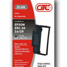 CINTA FISCAL EPSON ERC 38