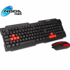 Combo Noganet NKB-300 Gaming