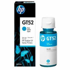 Tinta HP GT52 Cyan