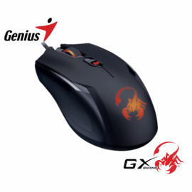 Mouse Genius GX Ammox X1-400