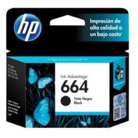 Cartuchos de Tinta HP 664 Negro
