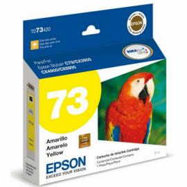Cartucho de tinta Epson 73N Amarillo