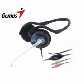 Auriculares con Micrófono Genius HS-300N 2 plug 3.5mm